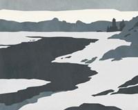 Cutter Island IV Framed Print