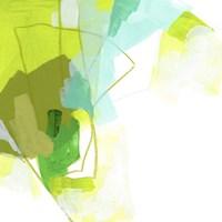 Seaglass Curio IV Framed Print