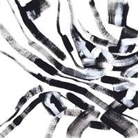 Onyx Code IX Framed Print