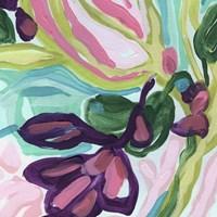 Tropic Expression V Framed Print