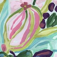 Tropic Expression VI Framed Print