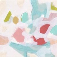 Mosaic Momentum III Framed Print