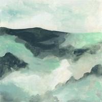 Cloud Valley I Framed Print