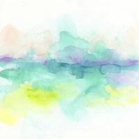 Ocean Aurora I Fine Art Print