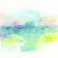 Ocean Aurora II Fine Art Print