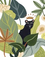 Panther Magic I Fine Art Print