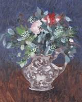 Night Bouquet I Framed Print