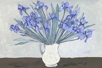 Van Gogh Irises II Fine Art Print