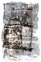 Speckled Remnants I Framed Print