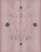 The Mystics II Framed Print