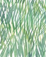 Just Grass I Framed Print