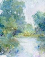 Tranquil Stream I Framed Print