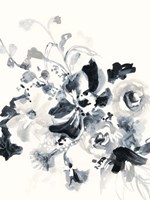 Floral Entanglement I Framed Print