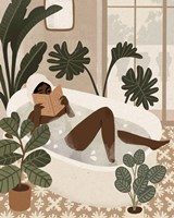 Home Spa I Fine Art Print