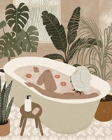 Home Spa II Fine Art Print