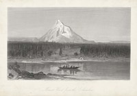 Mount Hood from the Columbia Fine Art Print