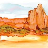 Desertscape VII Fine Art Print