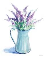 Farmstand Lavender Framed Print