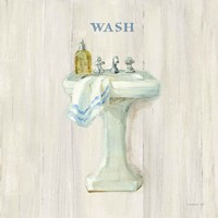 Farmhouse Sink Wash Fine Art Print