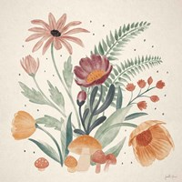 Cottage Botanical III Framed Print