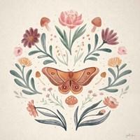 Cottage Botanical VI Framed Print