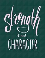 Strength IV Fine Art Print