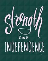 Strength II Fine Art Print
