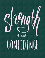 Strength I Fine Art Print