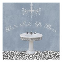 Sink Belle 2 Framed Print