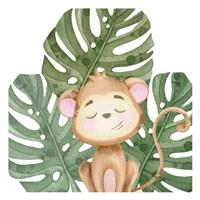 Goodnight Jungle 1 Framed Print