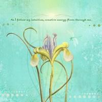 Creative Visualization IV-Intuition Fine Art Print
