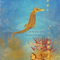 Creative Visualization XIII-Change Fine Art Print