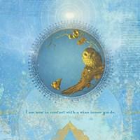 Creative Visualization XVII-Inner Guide Fine Art Print