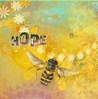 Living Out Loud III-Hope Fine Art Print