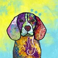 Colorful Pets V Fine Art Print