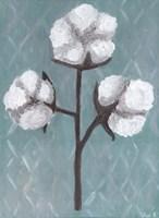 Cotton Stalks II Fine Art Print