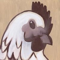 Paint Hen Fine Art Print
