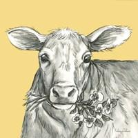 Cow 2 Fine Art Print