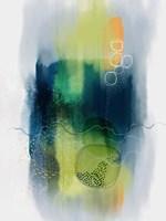 Misty Mountain Lake Fine Art Print