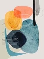 Rocks Duo 2 Fine Art Print