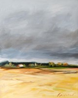 Samish Flats No. 1 Fine Art Print