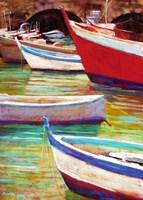Colors of Camogli Fine Art Print