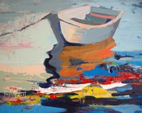 Boathouse Rebel Fine Art Print