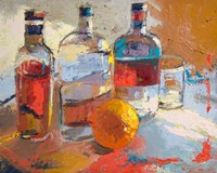 Bourbon L'Orange Fine Art Print