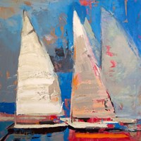 Ghost Sailing Fine Art Print