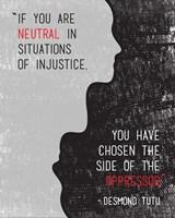 Injustice Fine Art Print