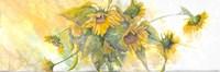 Sun Kissed Sunflowers Fine Art Print