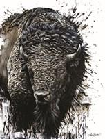 Prairie Giant Fine Art Print