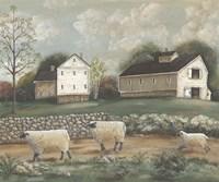 Pennsylvania Farm Fine Art Print