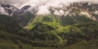 Austrian Alps Fine Art Print